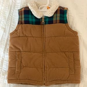 Old navy toddler vest